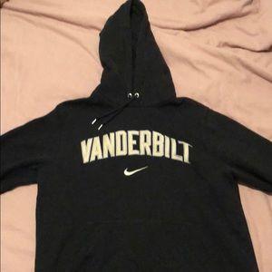 Black Nike Vanderbilt Hoodie